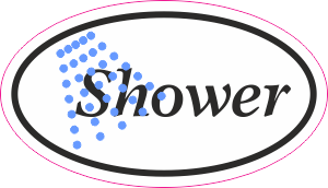 Shower elp 100x57