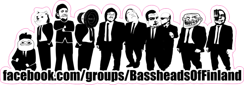 BassHeadsOfFinland group